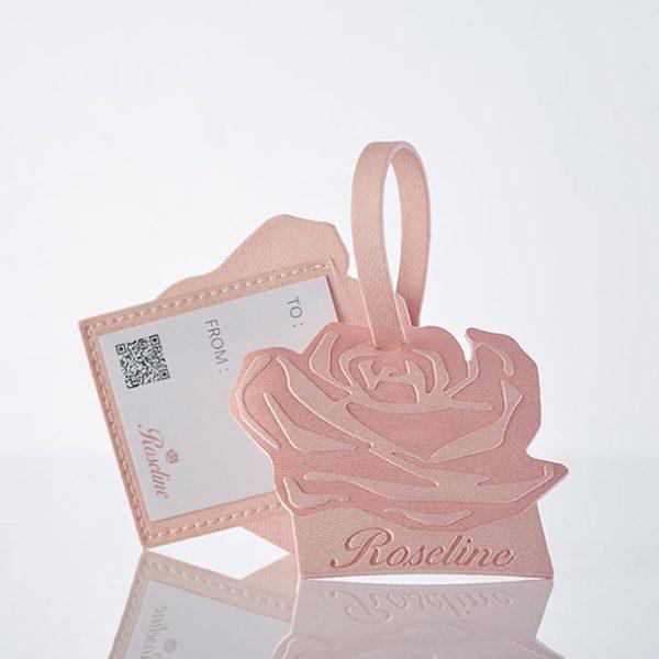Roseline gift note