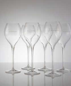 Kylie Minogue Champagne Glasses