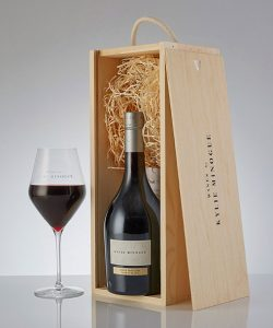 Pinot Noir in a Wooden Gift Box