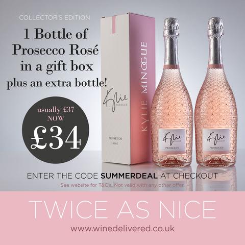 Summer Deal Prosecco Rosé