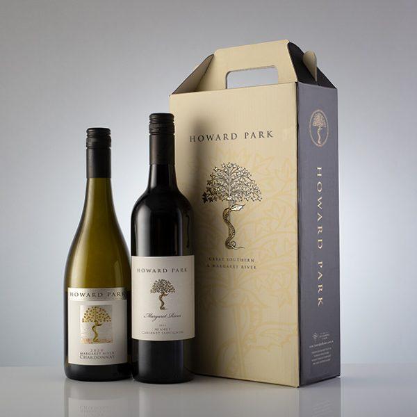 Howard Park Chardonnay & Cab Sav