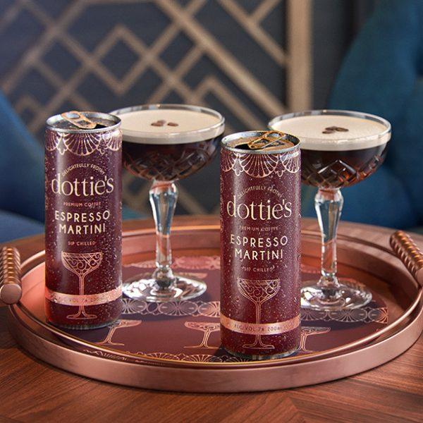 Dotties Espresso Martini