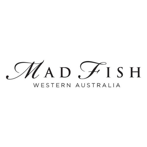 Mad Fish logo