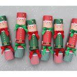 LUXURY CHRISTMAS CRACKERS - ELVES