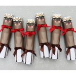 LUXURY CHRISTMAS CRACKERS - RUDOLPH