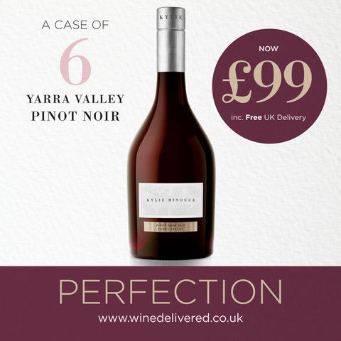 Case of KMW Pinot Noir