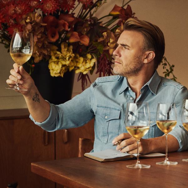 Gary Barlow Organic White Wine