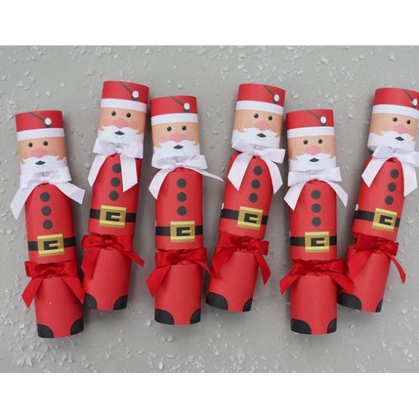 Christmas Crackers Santa